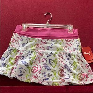 "Girls ""Puma"" skirt"